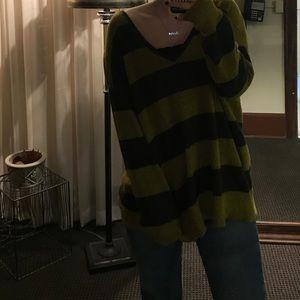 BDG striped sweater